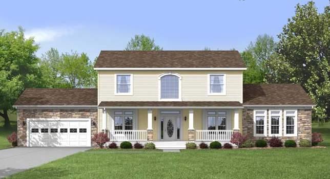 Huron Modular Homes model